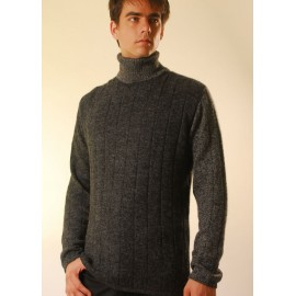 Men's turtle neck