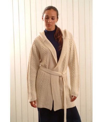 Lady's Alpaca Cardigan/Jacket