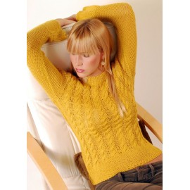Alpaca Jersey sweater