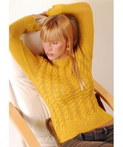 Alpaca Jersey sweater