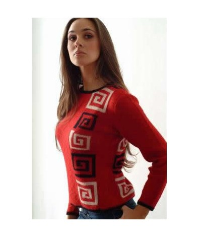 Nazca sweater