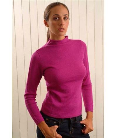 Alpaca sweater long sleeve
