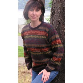 Alpaca Sweater Rh-Gabriela