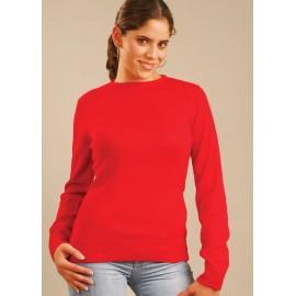Sporty Alpaca Sweater