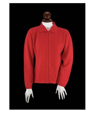Alpaca Jacket with zipper