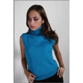 Lady's Top With Turtle Neck