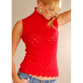 Womens alpaca top