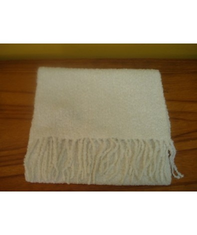 Unisex Scarf in Boucle