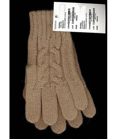 Alpaca Unisex Gloves