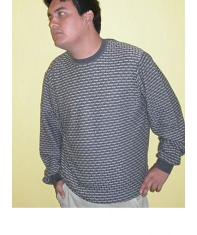 Cotton sweater long sleeve