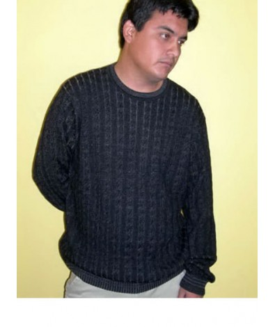 Cotton sweater for men