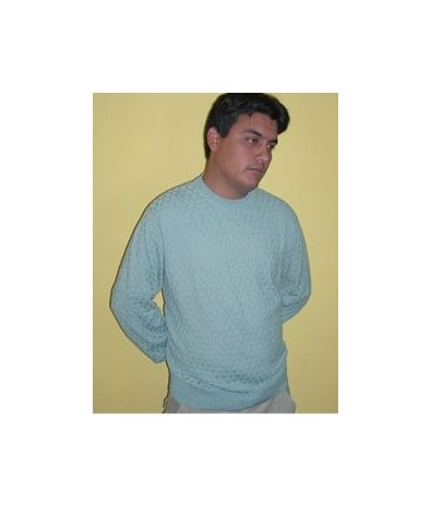 Men Pima Cotton Sweater