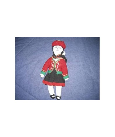 Peruvian Andean Doll