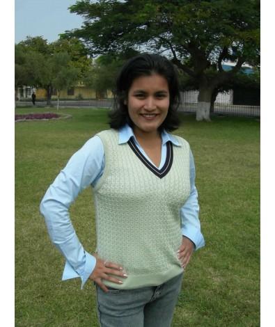 Pima Cotton Vest