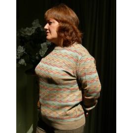 Womens Pima Cotton Sweater