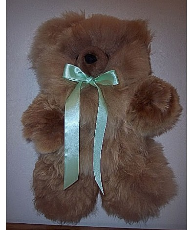 Alpaca Teddy Bear 12""